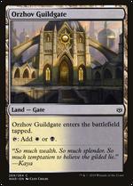 Orzhov Guildgate image