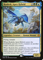 Roalesk, Apex Hybrid image