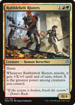 Rubblebelt Rioters image