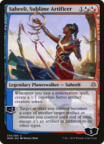 Saheeli, Sublime Artificer image