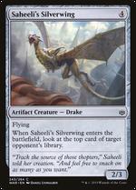 Saheeli's Silverwing image