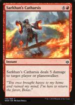 Sarkhan's Catharsis image