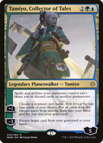 Tamiyo, Collector of Tales image