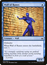 Wall of Runes image