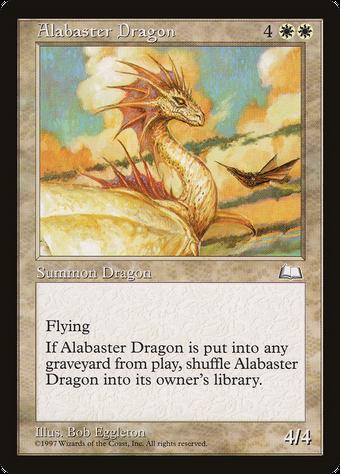 Alabaster Dragon image