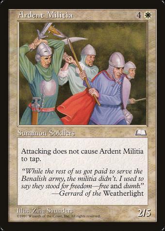 Ardent Militia image