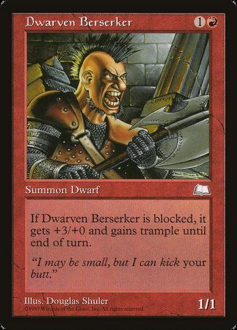 Dwarven Berserker image