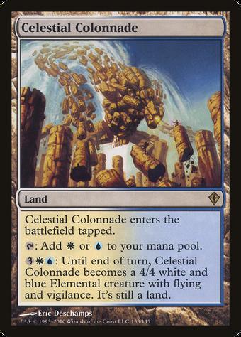 Celestial Colonnade image