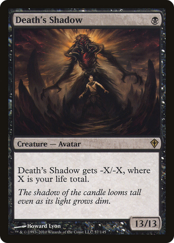 Death's Shadow image