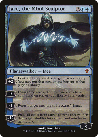 Jace, the Mind Sculptor image