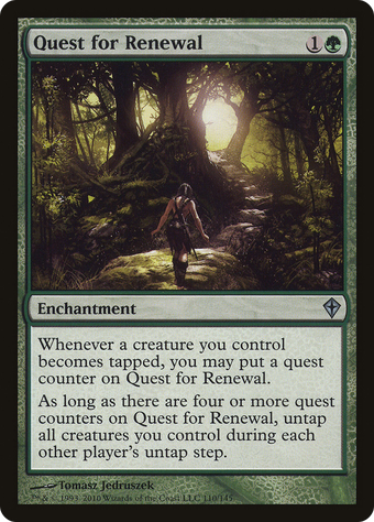 Quest for Renewal image