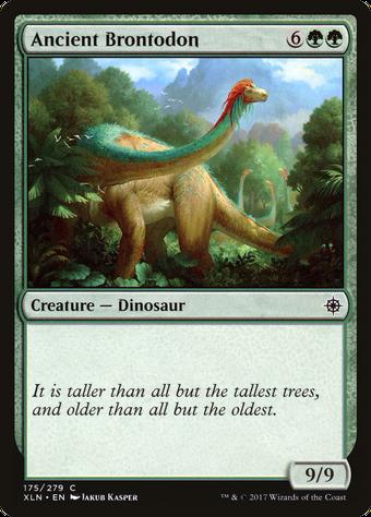 Ancient Brontodon image