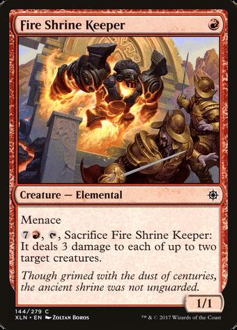 Fire Shrine Keeper image