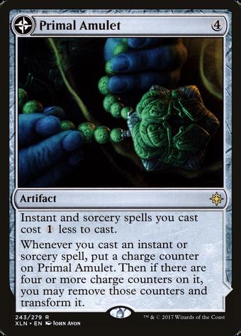 Primal Amulet image