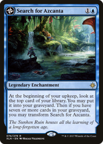 Search for Azcanta // Azcanta, the Sunken Ruin