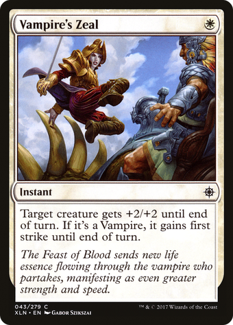 Vampire's Zeal image