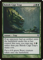 Baloth Cage Trap image