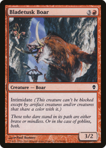 Bladetusk Boar image