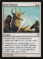 Bold Defense image