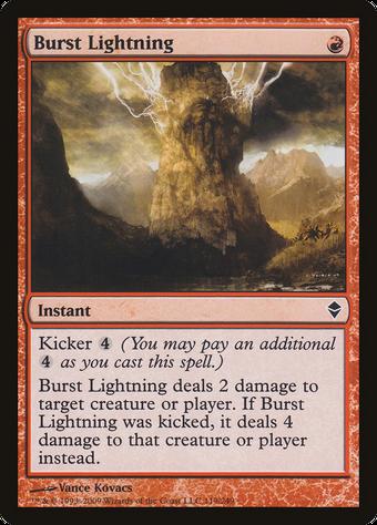 Burst Lightning image
