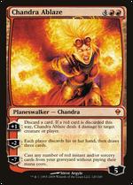Chandra Ablaze image