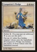 Conqueror's Pledge image