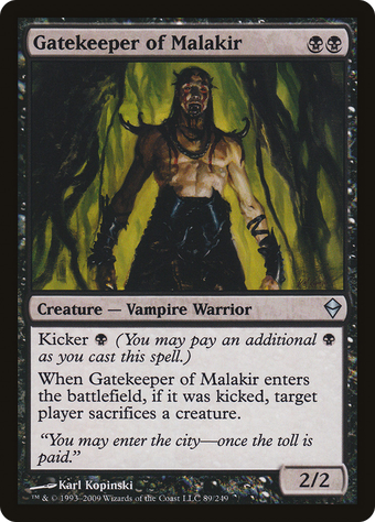 Gatekeeper of Malakir image