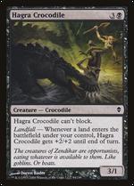 Hagra Crocodile image