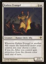 Kabira Evangel image