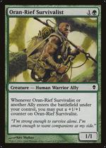 Oran-Rief Survivalist image