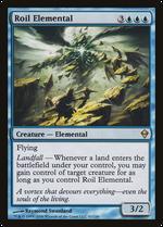 Roil Elemental image