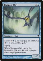 Tempest Owl image