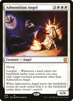 Admonition Angel image