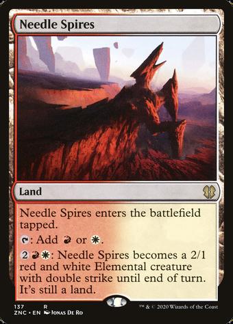Needle Spires image