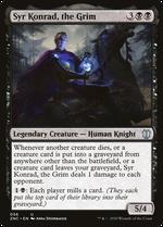 Syr Konrad, the Grim image
