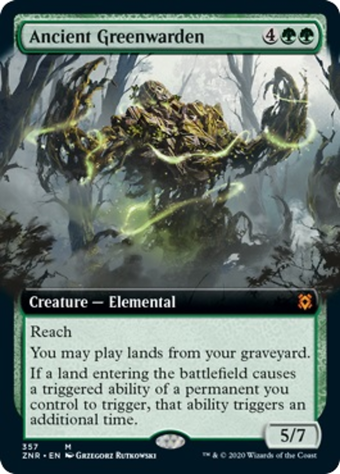 Ancient Greenwarden image