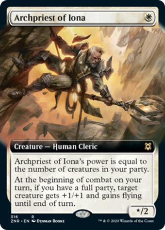 Archpriest of Iona image