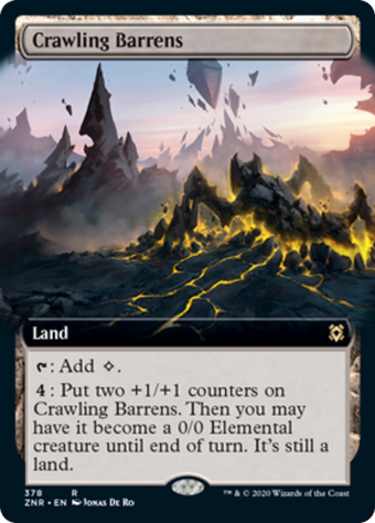 Crawling Barrens image