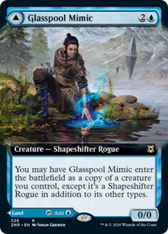 Glasspool Mimic // Glasspool Shore image