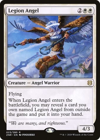 Legion Angel image