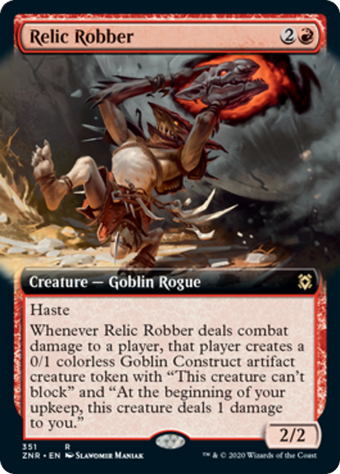 Relic Robber image
