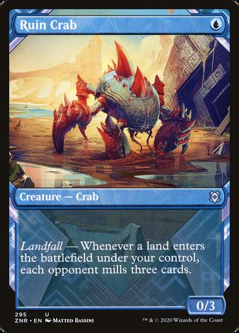 Ruin Crab image