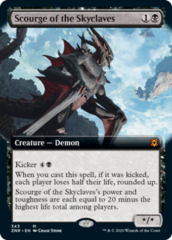 Scourge of the Skyclaves image