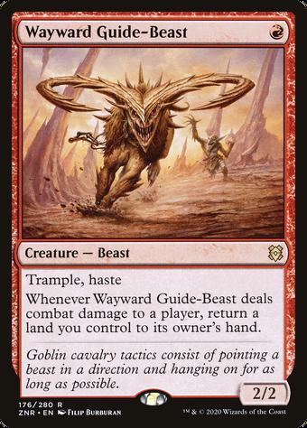 Wayward Guide-Beast image