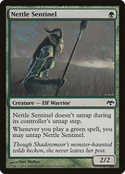 Nettle Sentinel image
