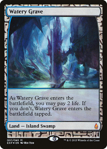 Watery Grave image