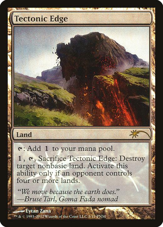 Tectonic Edge image