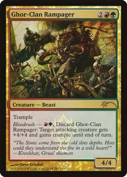 Ghor-Clan Rampager image