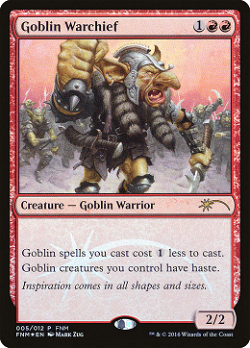 Goblin Warchief image
