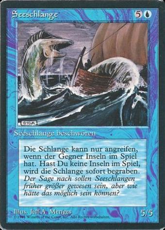 Sea Serpent image